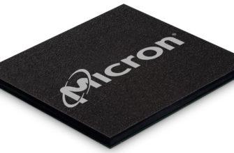 Micron начала выпускать оперативную память по рекордно плотному техпроцессу1α
