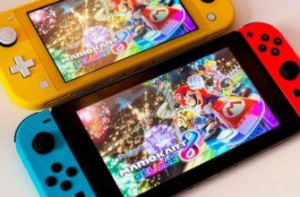 Nintendo Switch побеждает PS 5 и Xbox X/S по продажам в США
