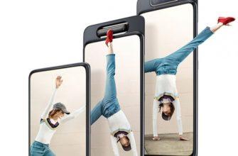 Samsung Galaxy A82 может стать первым 5G-смартфоном с поворотной камерой