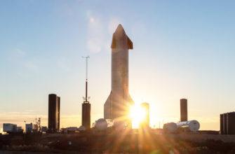 SpaceX всего за 4 часа трижды провела огневые испытания прототипа Starship