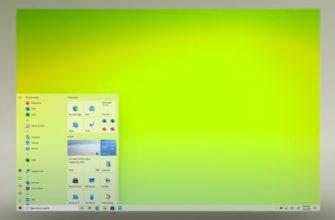 Выяснилось, как изменится внешний вид меню в Windows 10 после предстоящего скругления углов