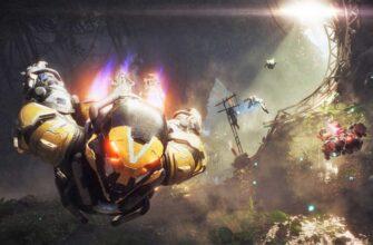 Конец: EA отменила перезапуск Anthem