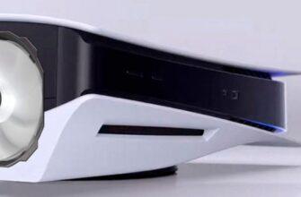 Новая прошивка PS 5 сделает консоль шумнее, и позволит подключить новый SSD