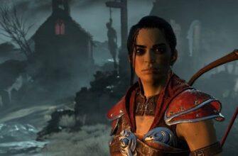 Разбойница — новый класс в Diablo 4 (видео, дубляж)