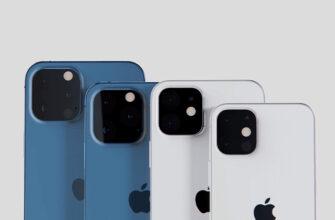 Слухи: iPhone 13 получит LTPO-дисплей с частотой обновления от 1 до 120 Гц и режим астрофото