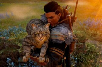 Assassin's Creed Valhalla получит больше кошек в патче на 15 Гб