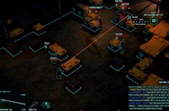 Пошаговое RPG Colony Ship готовится к выходу в Steam