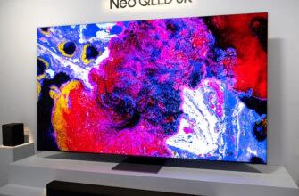 Samsung представила новые телевизоры Micro LED и QLED с разрешением 4К и 8К диагональю до 110 дюймов