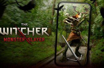 The Witcher: Monster Slayer удивит большим количеством монстров