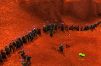 В классической World of Warcraft игроки начинают всё сначала