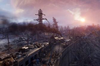 В Steam стартовала раздача Metro 2033 — судя по кратковременному сбою, пользуется успехом