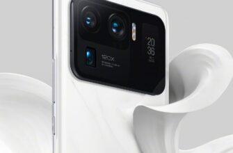 Xiaomi Mi 11 Ultra получил огромный блок тыльных камер со 120-кратным зумом и дополнительным дисплеем