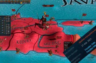 Europa Universalis IV получила ужасное обновление