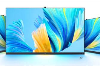 Huawei представила новые флагманские телевизоры Smart Screen V-серии— 120 Гц,HDR Vivid и высокая ярость