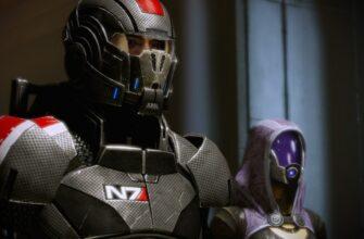 Mass Effect Legendary Edition ушла на золото — релиз 14 мая
