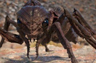Нападение муравья стало затяжным кошмаром для геймера