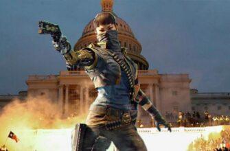 Outriders предрёк штурм Капитолия в США. Square Enix говорит о совпадении