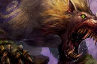 Пятнадцать друидов-медведей прошли героический рейд в World of Warcraft