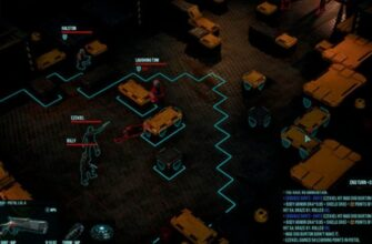 RPG Colony Ship: A Post-Earth Role Playing Game уже в Steam