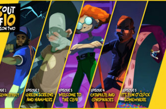 В Epic Games Store началась раздача 3 out of 10: Season Two, на очереди — сразу пять игр