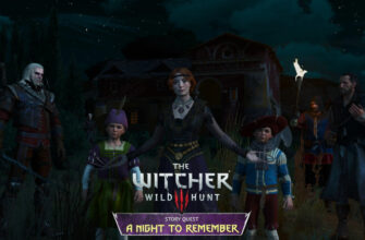 Вышел мод для The Witcher 3: Wild Hunt, который продолжает историю дополнения «Кровь и вино»