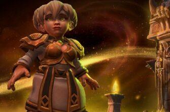 Гномка Хроми из World of Warcraft оказалась драконом-трансгендером