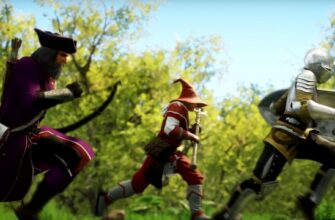 Опасный новый мир и подземелье без драконов в геймплейных роликах MMORPG New World