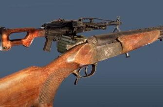 Оружие STALKER 2 — первое видео арсенала в игре