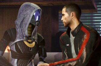 В Mass Effect 3 Legendary Edition скорректировали лицо Тали без маски