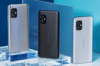 Флагманские смартфоны Zenfone 8 уже можно купить в России