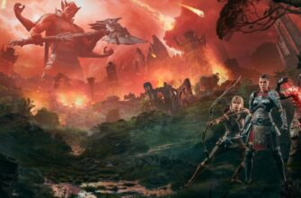 "Геймплейный трейлер The Elder Scrolls Online к старту главы ""Черный Лес"""