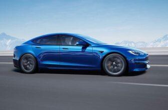 Илон Маск показал новую Tesla, которая умеет запускать Cyberpunk 2077 на 60 FPS