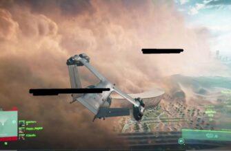 Утекли первые скриншоты из альфы Battlefield 6