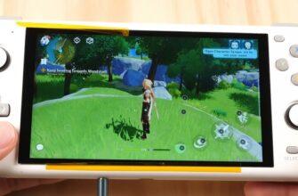 В сети соберут деньги на игровую консоль на Android с мощным железом. Она похожа на Nintendo Switch Lite (видео)