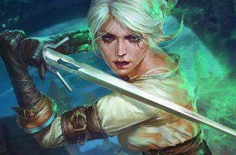 Авторы бесплатной мобильной The Witcher показали персонажей и рассказали о подарке для игроков