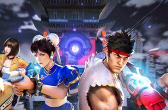 Две крутые игры в одной — Street Fighter 5 объединили с бесплатной Garena Free Fire в новом ивенте