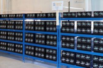 В Украине майнили крипту прямо на городской электроподстанции