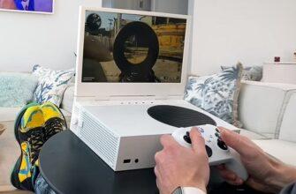 Видео: Xbox Series S превратили в ноутбук с помощью подключаемого экрана xScreen. Производство уже профинансировано