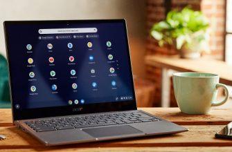Google последует примеру Apple — у гиганта будут свои процессоры для ноутбуков