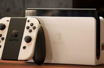 В сети появились живые фото Nintendo Switch OLED